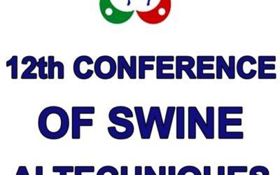 12th CONFERENCE OF SWINE AI TECHNIQUES
