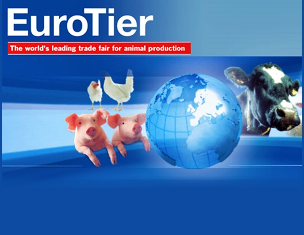The SQS was in EUROTIER 2016