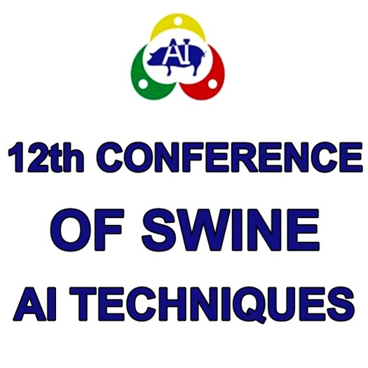 12th CONFERENCE OF SWINE AI TECHNIQUES