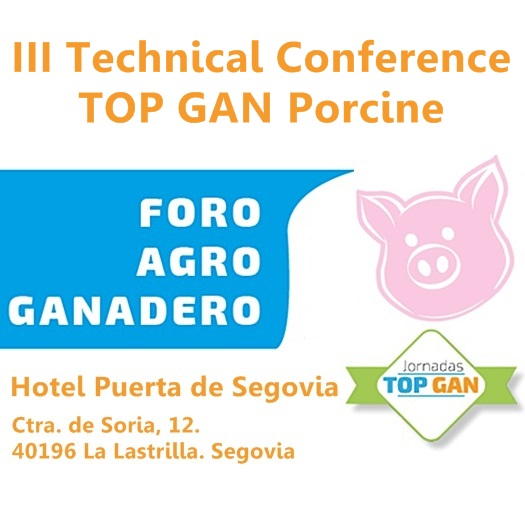 III Technical Conference TOP GAN Porcine